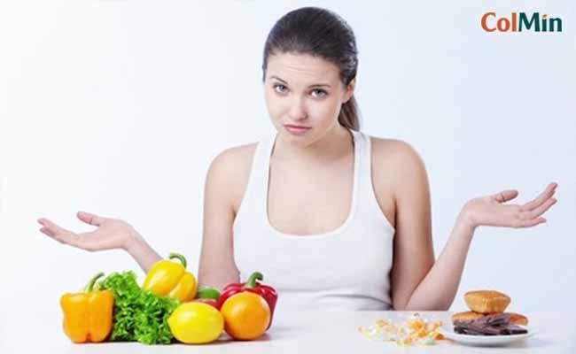 viêm đại tràng nên ăn gì kiêng gì